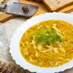 Tripe soup — Stock Photo #7978942