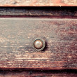 Stock Photo: Old drawer
