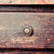 Old drawer — Stock Photo