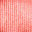Royalty-Free Stock Photo: Orange corduroy texture in vintage style