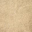 Beige fleece texture — Foto Stock
