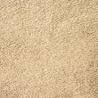Beige fleece texture - Stock Photo