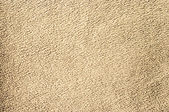 Beige fleece texture — Stock Photo