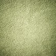 Green fleece texture — Stock Photo