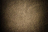 Dark brown fleece texture — Stock Photo