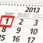 Calendar 2013 — Stock Photo #10626732