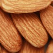 Stock Photo: Almonds close-up
