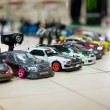 RC modeller — Stockfoto