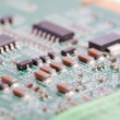 Circuit board — Stock Photo #9844981