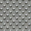 Diamond plate background — Stock Photo