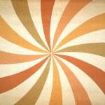 Fondo de papel con sunburst — Foto de Stock
