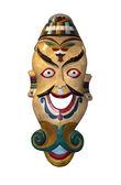 Maski plemienne — Zdjęcie stockowe