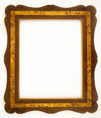 Wood frame — Stock Photo