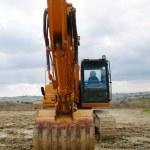 Excavator — Stock Photo #8158694