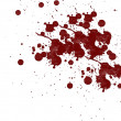 Blood splatter — Stock Photo #8217044