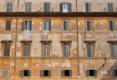 Old building facade — Stock fotografie