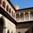 Royal Alcazar in Seville, Spain — Stock Photo #8194550