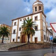Stockfoto: ChristiMerced church in Ronda
