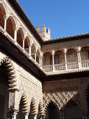 Royal Alcazar in Seville, Spain — Stock Photo