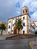 Christian Merced church in Ronda — Foto Stock