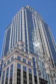 Corporate skyscraper — Stock Photo