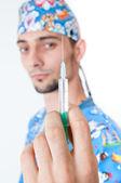 Male doctor — Stock fotografie