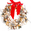 Christmas Wreath — Foto de stock #8284635