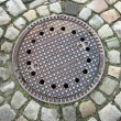 Street Sewer — Stock Photo #8096477