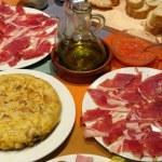 Comida española — Stock Photo #8096655