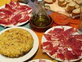 Comida española — Stock Photo