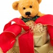 Christmas gift — Stock Photo #8016094