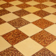 Tiled floor - Stock Photo