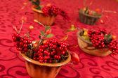 Decoration bowls — Stock Photo