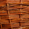 Plaited willow - Stock Photo