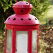 red lantern — Stock Photo