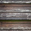 Old wooden fence - Stock fotografie