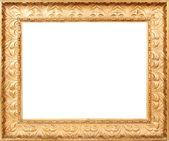 Gyllene bildram金色の額縁 — ストック写真