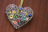 Decoration heart — Stock Photo