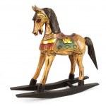 Rocking horse — Stock Photo