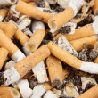 Ashtray closeup — Stock Photo
