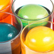 Dye Easter eggs - Stock fotografie