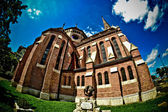 Calvinist Church. Budapest — Stock Photo
