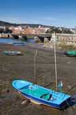 River of Colindres, Cantabria, Spain — Stock Photo
