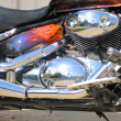 Motorcycle — Stock Photo #7977391
