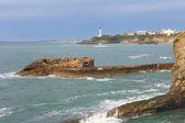 Biarritz, Frankreich — Stockfoto