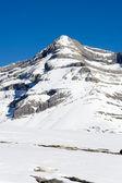горы ордеса, уэска, испания — Стоковое фото