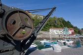 Puerto de mutriku — Foto de Stock