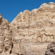 Stock Photo: Mountains of Petra