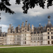 Castle of Chambord, Paises del Loira, France — Stock Photo