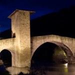 Bridge of Balmaseda, Bizkaia, Spain — Stock Photo
